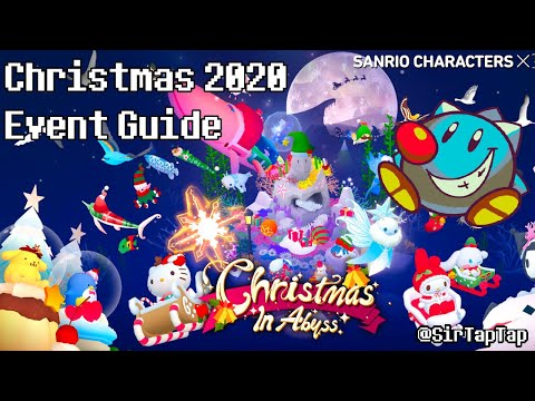 Tap Tap Fish Abyssrium | Christmas 2020 Event Guide