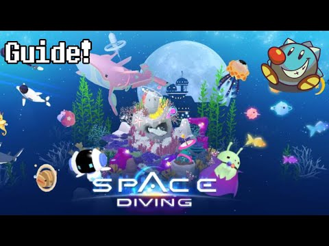 Tap Tap Fish AbyssRium | Space Diving Event All Hidden Fish Guide