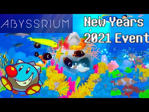 AbyssRium New Years 2021 Event Guide All Hidden Fish