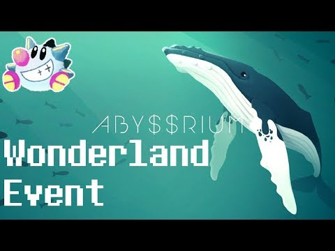 Tap Tap Fish - AbyssRium May Wonderland Event 2019: All Hidden Fish Guide