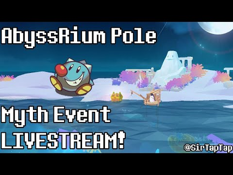 Tap Tap Fish AbyssRium Pole Myth Event First Look