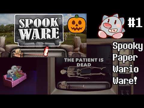 🔴10/8: SirTapTap Plays Spookware & Haunted PS1 Demo Disk 2020