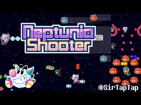 Neptunia Shooter | My favorite series & genre finally together!