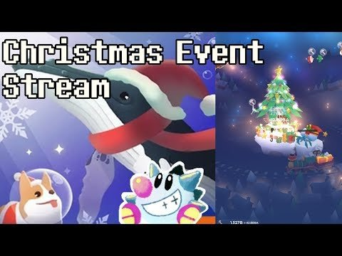 AbyssRium - Tap Tap Fish | Christmas 2018 Event Stream!