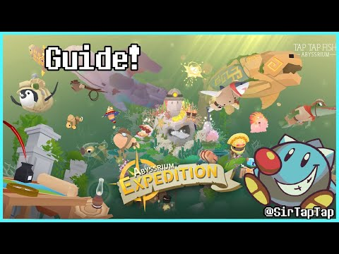 Tap Tap Fish AbyssRium | Expedition Event Guide