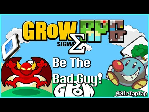 Let's Play Grow RPG Σ | Mobile-exclusive Sigma Mode!
